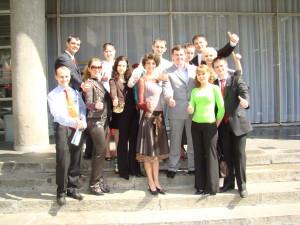 Бизнес семинар одной из МЛМ компаний