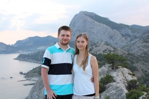 На вершине Генуэзской крепости, Судак, Крым