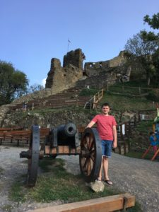 путешествие по Венгрии